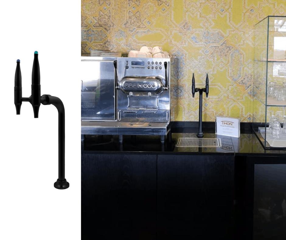 Thon Hotel Rosenkrantz x pure water location story