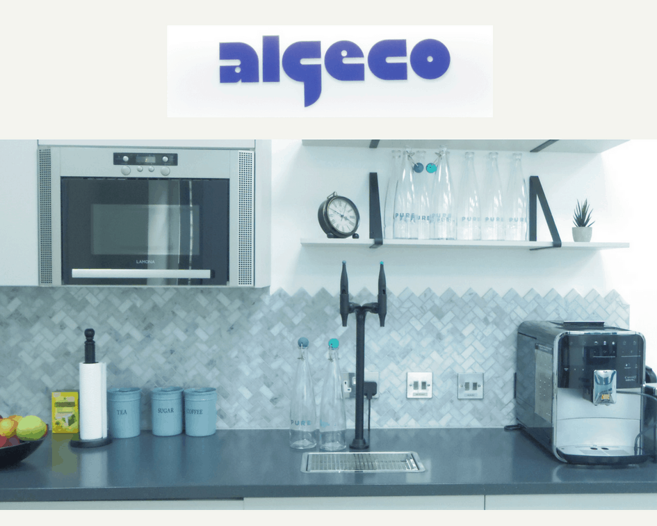 Algeco x PURE WATER location story