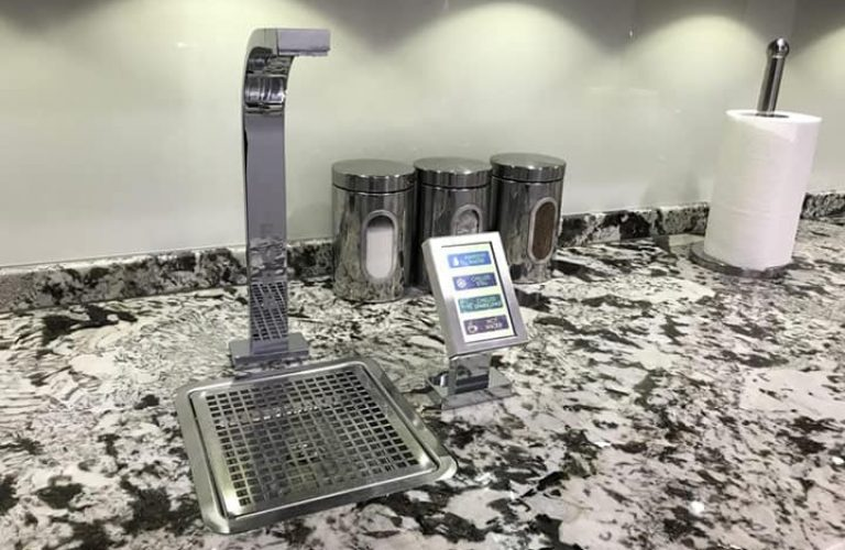 PureTouch - Water purifier system at Beaumont